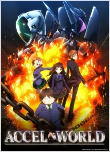 Anime Accel World